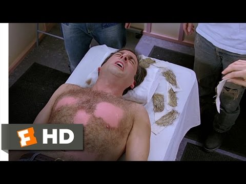 The 40 Year Old Virgin (2/8) Movie CLIP - Man O' Lantern (2005) HD