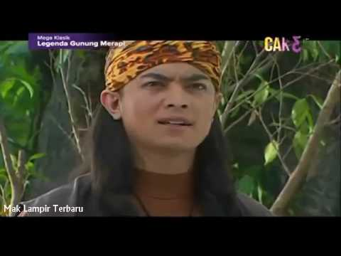 Legenda Gunung Merapi EPISODE 79 Detik Detik Terbun`uhnya Mak Lampir