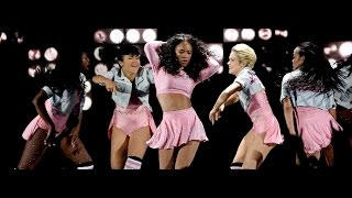 Serayah  Mcneil performance @Teen Choice Awards 2016, Look But Don't Touch.