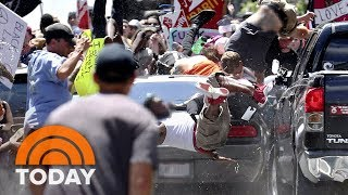 Charlottesville Protests: Man Who Allegedly Drove Through Crowd Arrested   TODAY