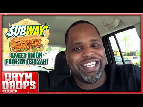 Subway's Sweet Onion Chicken Teriyaki