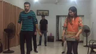 Galla goodiyan easy bollywood Mehndi dance