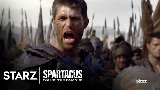 Spartacus | War of the Damned Episode 10 Preview | STARZ