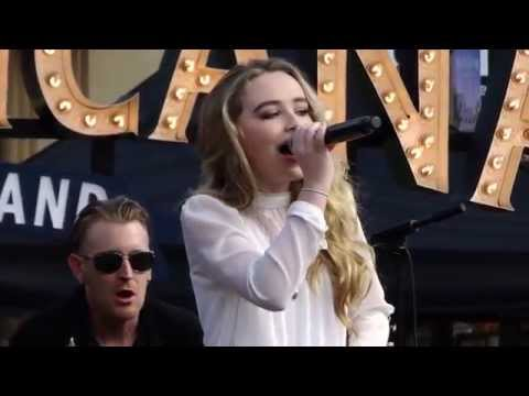 The Best Thing That I Got @ Americana 7/19/2014 By Sabrina Carpenter
