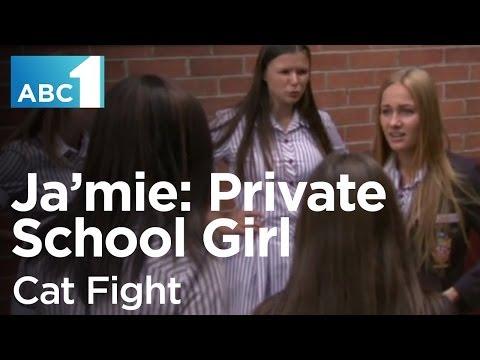 Xxx Mp4 Ja Mie Private School Girl Cat Fight ABC1 3gp Sex