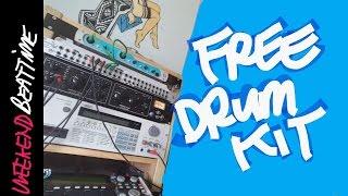Weekend Beat Time - Free Drum Kit