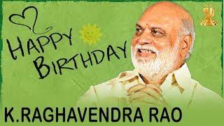 K. Raghavendra Rao Birthday Special Video Full HD || Suresh Productions