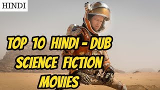 Top 10 Sci-fiction Movies of Hollywood in Hindi