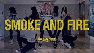 Sabrina Carpenter - Smoke and Fire / Choreography by Sara Shang (SELF-WORTH)