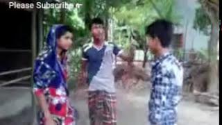 Hot funny video (Bangla comedy) new natok 2017