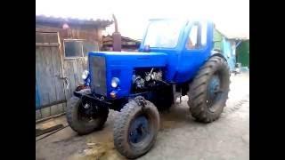 Ремонт и модернизация ГУРа МТЗ 80