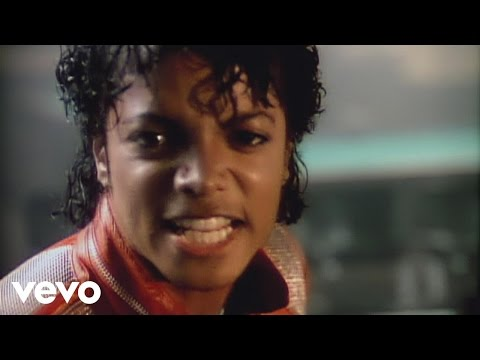 Michael Jackson Beat It Digitally Restored Version