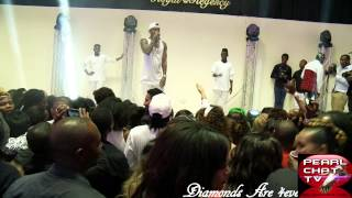 Diamond Platnumz live in London 2015