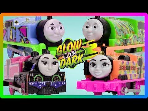 Xxx Mp4 Thomas And Friends Trackmaster Compilation Hyper Glow Engines Toy Trains Thomas Ashima Nia Percy 3gp Sex