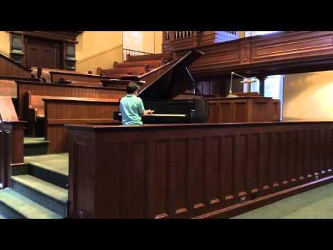 Elijah Ence performs Rowdy by Vandall 1
