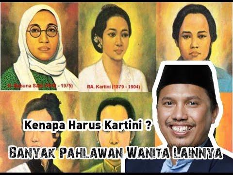 Tiar Anwar Bachtiar: Kenapa Harus Kartini? Bukannya Cut Nyak Dien?