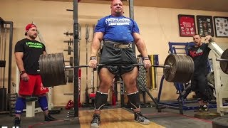 How To Be The World's Strongest Man | Part 1 - Deadlifts, Shakes and Training Tips