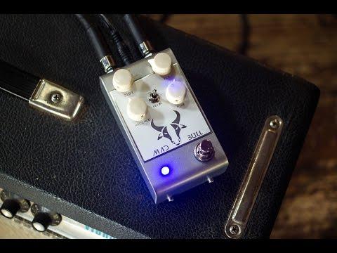 Xxx Mp4 Guitartech Mad Bull Review Teste Victor Pradella 3gp Sex