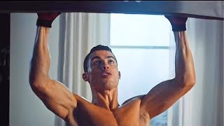 CRISTIANO RONALDO | TRAINING/WORKOUT IN THE GYM