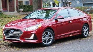 2018 Hyundai Sonata - A Good Sedan That Struggles To Stand Out