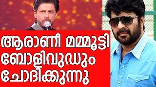 Mammootty makes waves in Bollywood - Breaking records