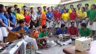 Milkar Chalo Saathi - Salil Chowdhury's Choir.. Directed by Subhra Das