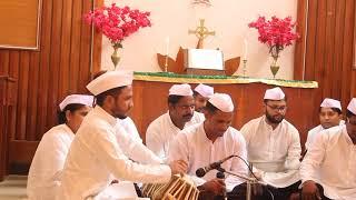 """Marathi Christian Bhajan """"Adi Vandan deva tula"""""""