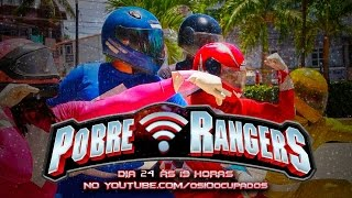 Pobre Rangers Força do Wifi Parte 1 -  (Parodia Power Rangers)