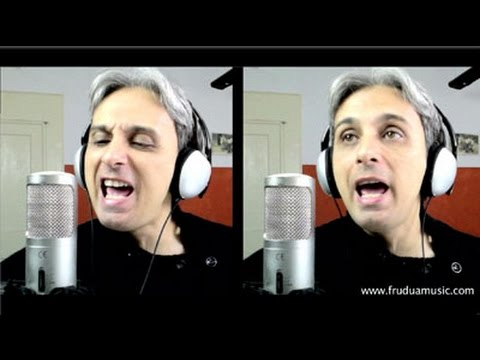 How to sing I Want to Hold Your Hand Beatles Cover Vocal Harmony