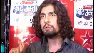 Sonu Nigam's back to social networking
