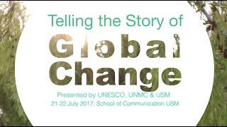 Telling the Story of Global Change