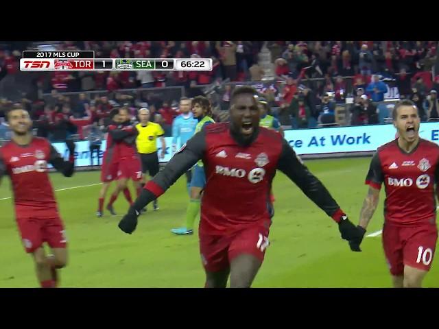 MLS Cup: Jozy Altidore Goal - December 9, 2017