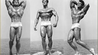 Steve Reeves Workout - Old School Aesthetics