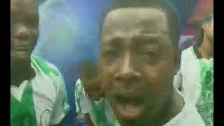 Super Eagles Carry Go