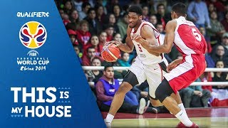 Chile v Canada - Highlights - FIBA Basketball World Cup 2019 - Americas Qualifiers