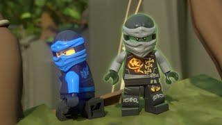 Cole's Ghostly Struggle - LEGO Ninjago