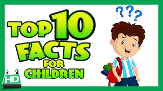 Top 10 Facts for Children | Rainbow Formation, Hiccups Causes and more | Kids Hut