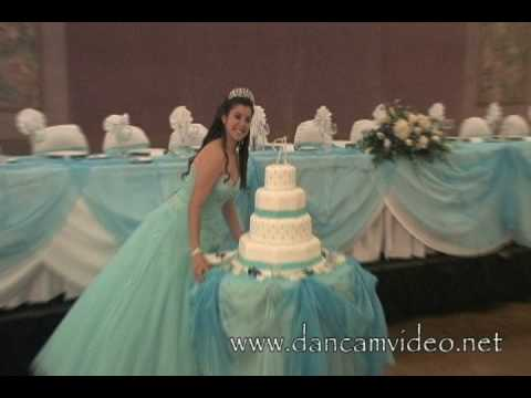 Quinceanera Celebration in Miami Fl. by Dancam Video.