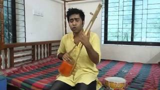 bangla song with ektara