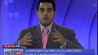 Entre Políticos: ¿Compromete al PRM las valoraciones de HM a la Nueva Barquita?