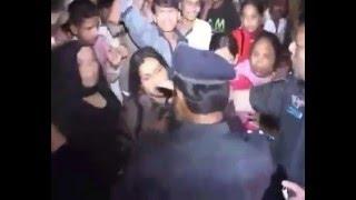 mustafa kamal per andon se hamla new karachi