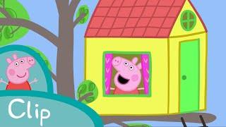Peppa Pig - Daddy's big tummy (clip)