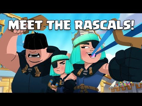 Xxx Mp4 Clash Royale Meet The Rascals New Card 3gp Sex