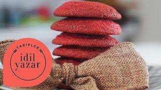Kırmızı Kadife Kurabiye Tarifi - İdil Tatari - Yemek Tarifleri