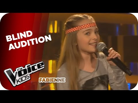 Jackson 5 - I Want You Back (Fabienne) | The Voice Kids 2013 | Blind Auditions | SAT.1