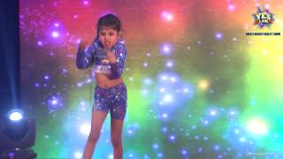 Riddhi Patel's Stunning Power Pack Complete Act In Yes I Am Reality Show Mega Round 2