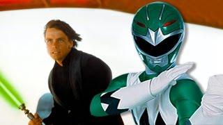 Star Wars (Power Rangers: Lost Galaxy Style!)