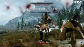 The Elder Scrolls V Skyrim - 22 Minute Gameplay Demo HD