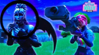 LITTLE KELLY KILLS DUSK - Fortnite Short Film