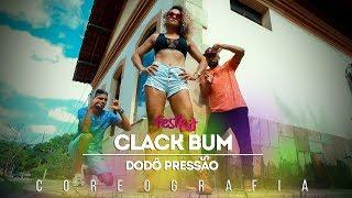 Clack Bum - Dodô Pressão   COREOGRAFIA - FestRit   4k